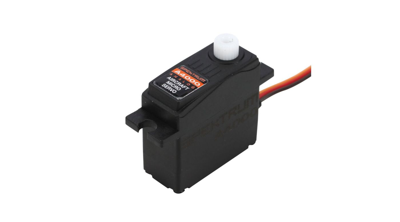 Image for A4000 Micro Aircraft Servo from HorizonHobby