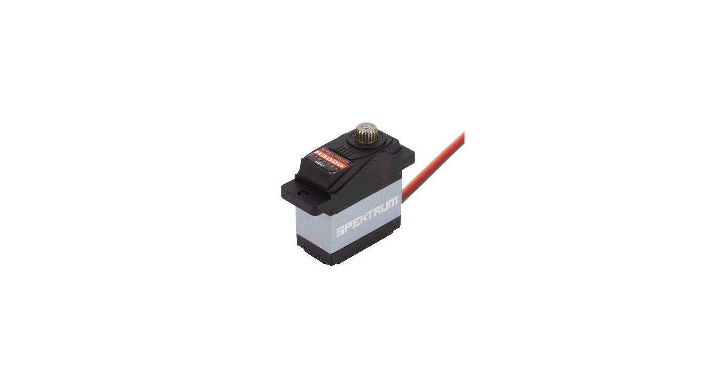 Image for H3000 Sub-Micro Digital Heli Servo from HorizonHobby