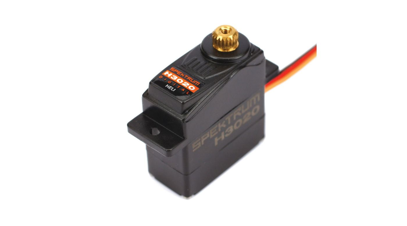 Image for H3020 Sub-Micro Digital High-Speed Heli MG Servo from HorizonHobby
