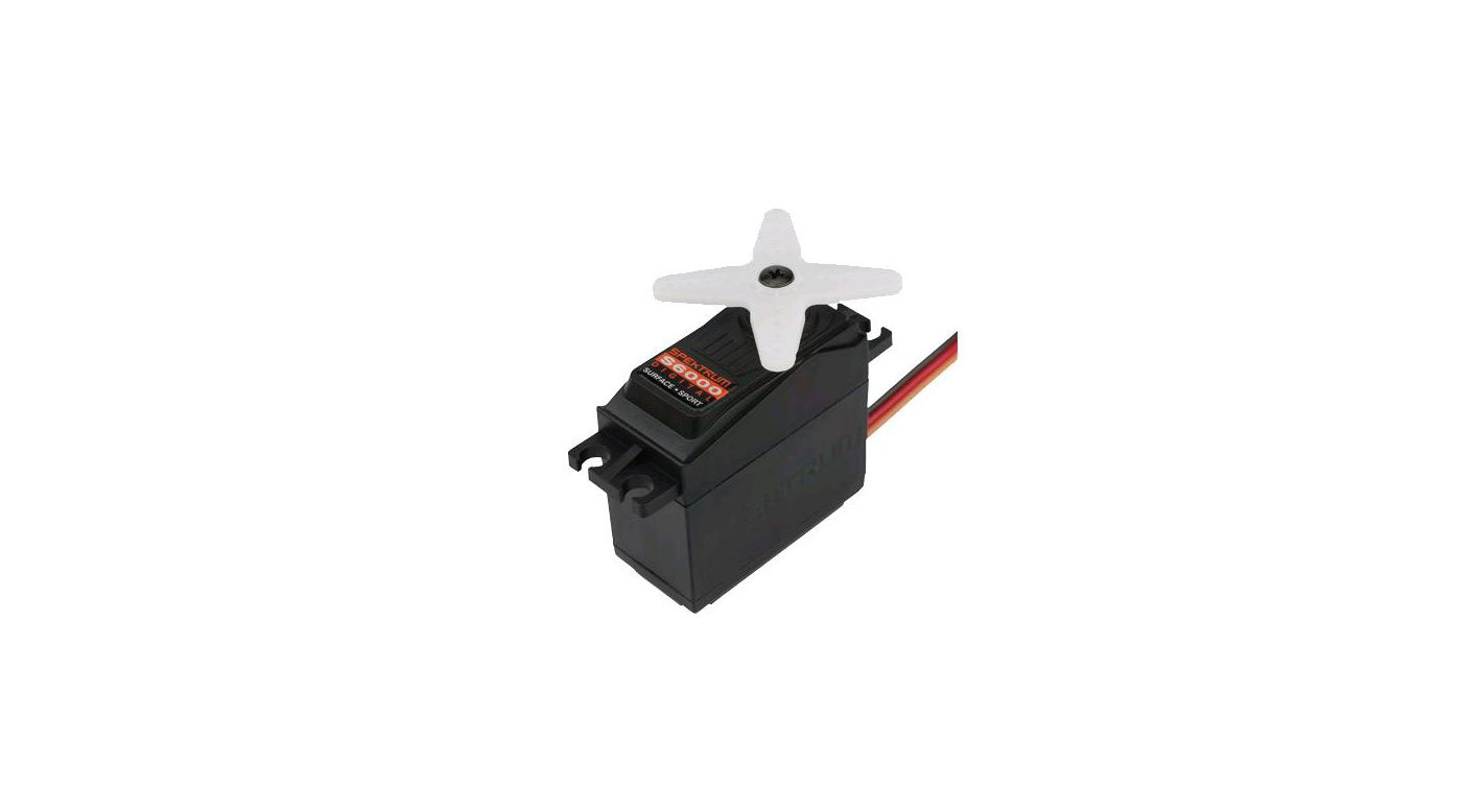 Image for S6000 Digital Surface Servo - Sport from HorizonHobby