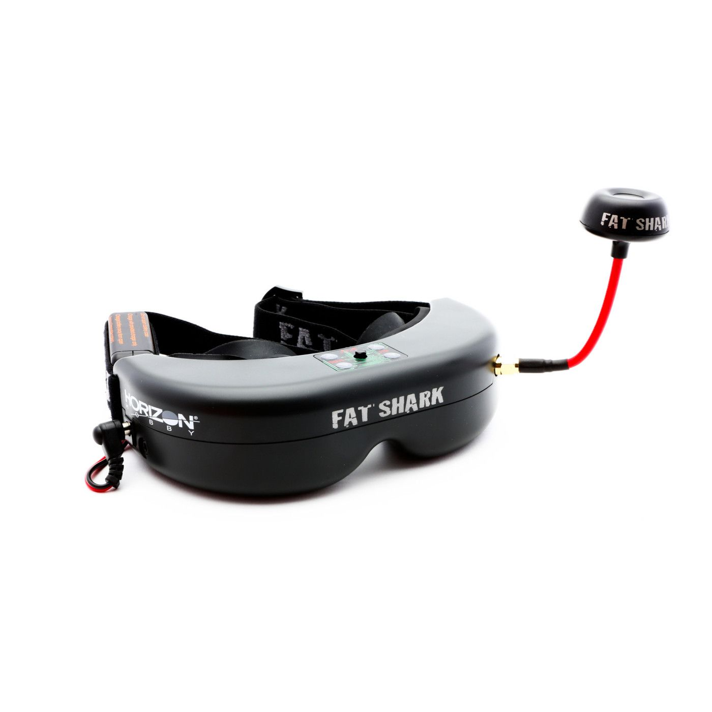 Image for Teleporter V4 Video Headset with Head Tracking from HorizonHobby