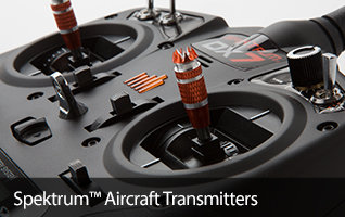 Spektrum DX6 DX7 DX9 DX18 RC Transmitters