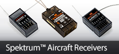 Spektrum Aircraft Receivers Starting At $29.99!