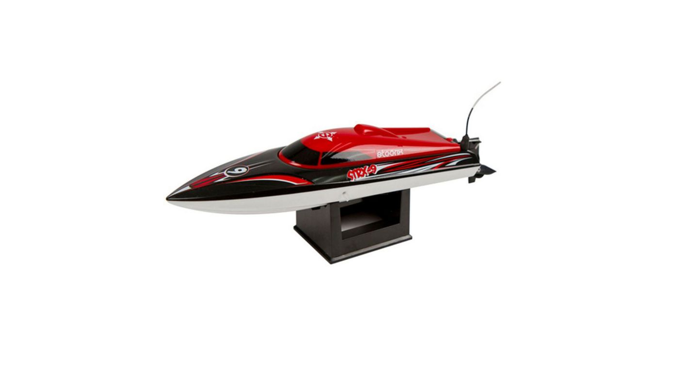 Image for Steerix STRX-9 Micro RC Speed Boat RTR from HorizonHobby