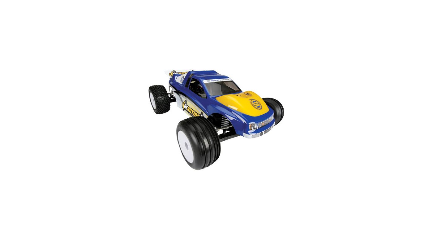 Image for Reaction 1/10 2WD RTR Nitro Truck from HorizonHobby
