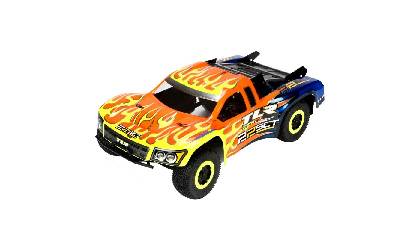 Image for 1 10 22SCT 2WD Race Truck Kit from HorizonHobby