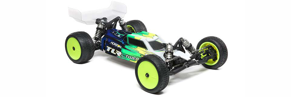 TLR 22 4.0 SPEC-Racer kit