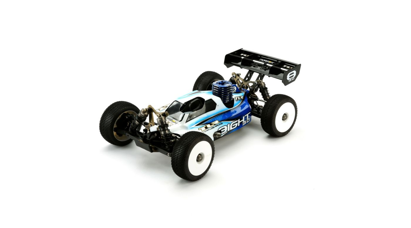 Image for 1/8 8IGHT 3.0 4WD Nitro Buggy Kit from HorizonHobby