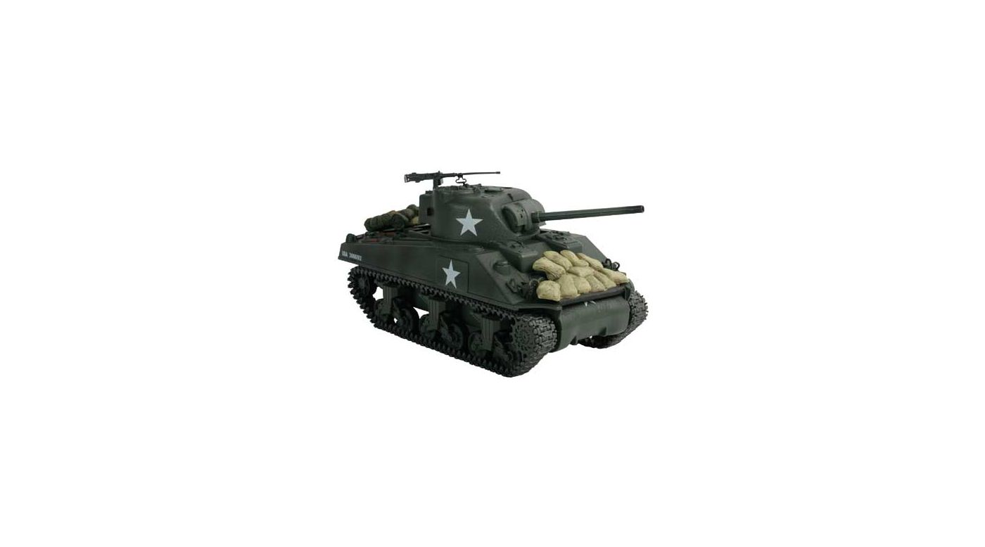 Image for 1/24 R/C US M4A3 Sherman Tank from HorizonHobby
