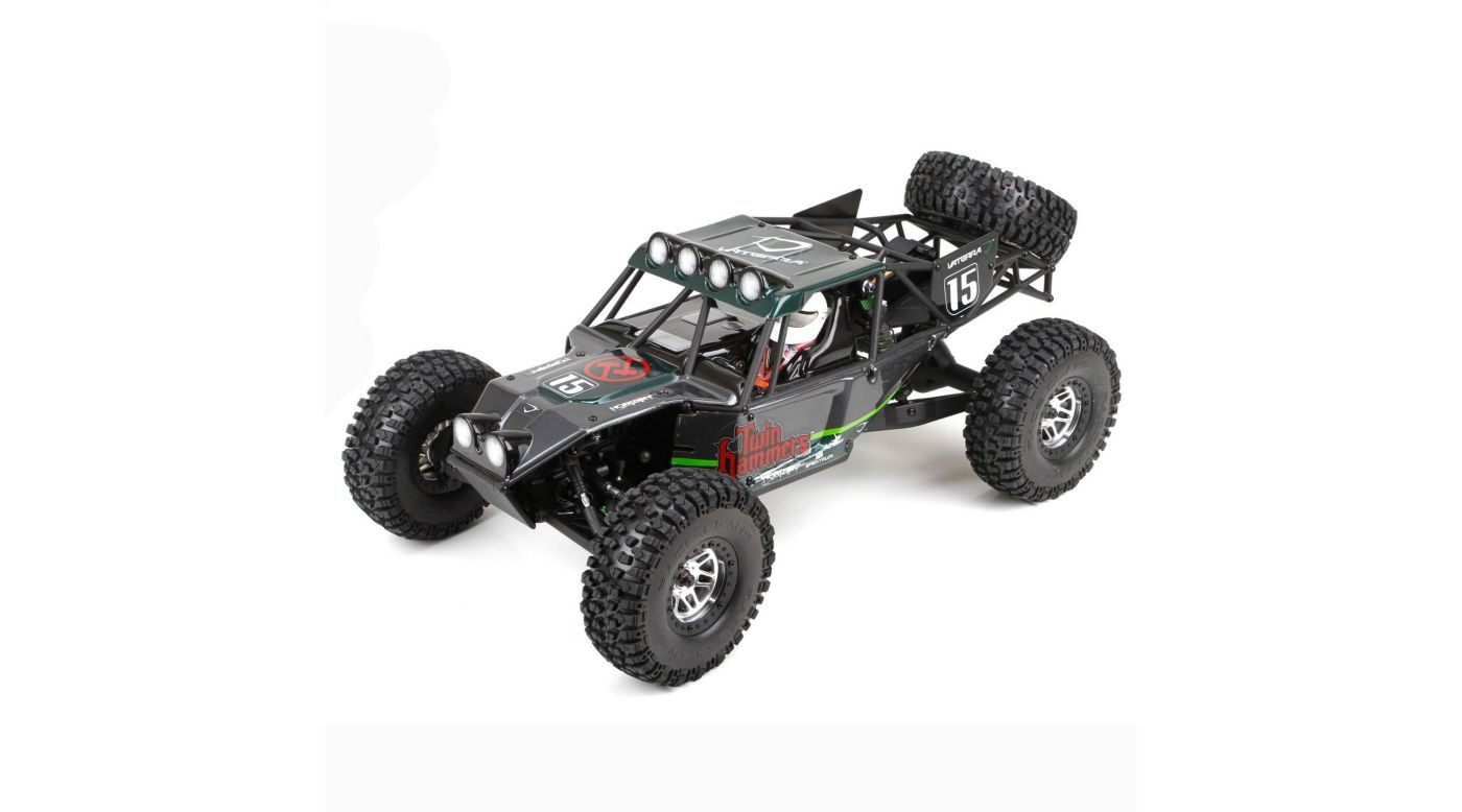 Image for 1/10 Twin Hammers 1.9 Rock Racer RTR from HorizonHobby