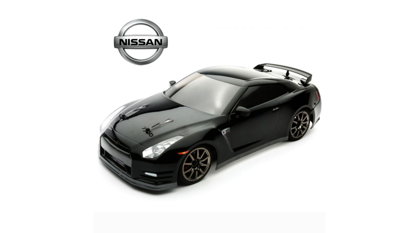 Image for 1/10 2012 Nissan GT-R RTR, V100-S from HorizonHobby