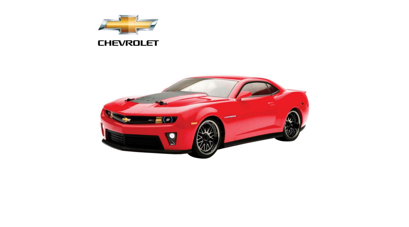 Image for 1/10 2012 Chevrolet Camaro ZL1 RTR, V100-S from HorizonHobby