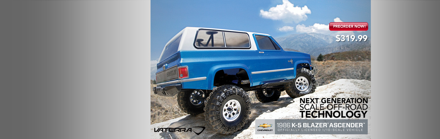 1986 K-5 Blazer Ascender