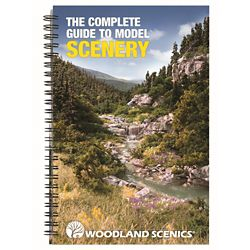 Woodland C1208 The Complete Guide to Model Scenery