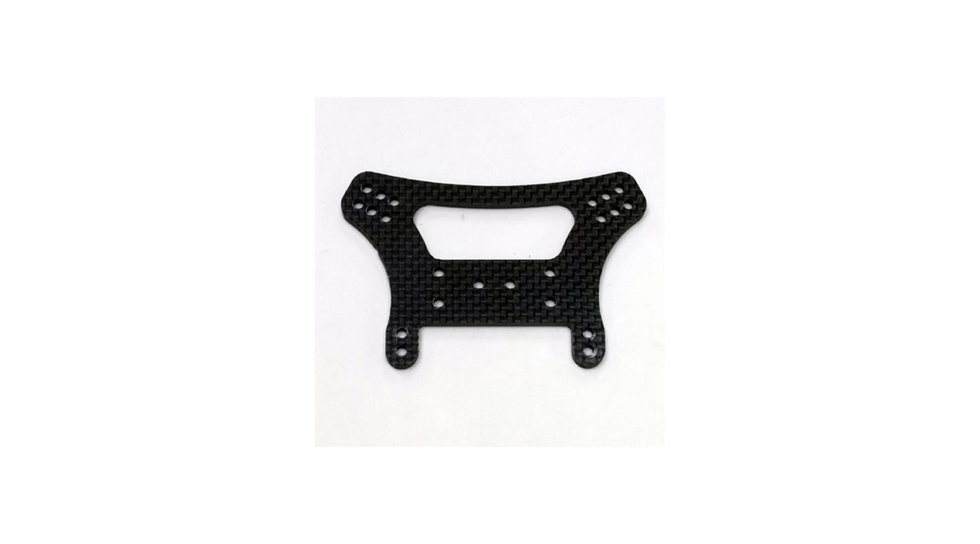Image for Carbon Fiber Front Shock Tower  E N ECX Revenge from HorizonHobby