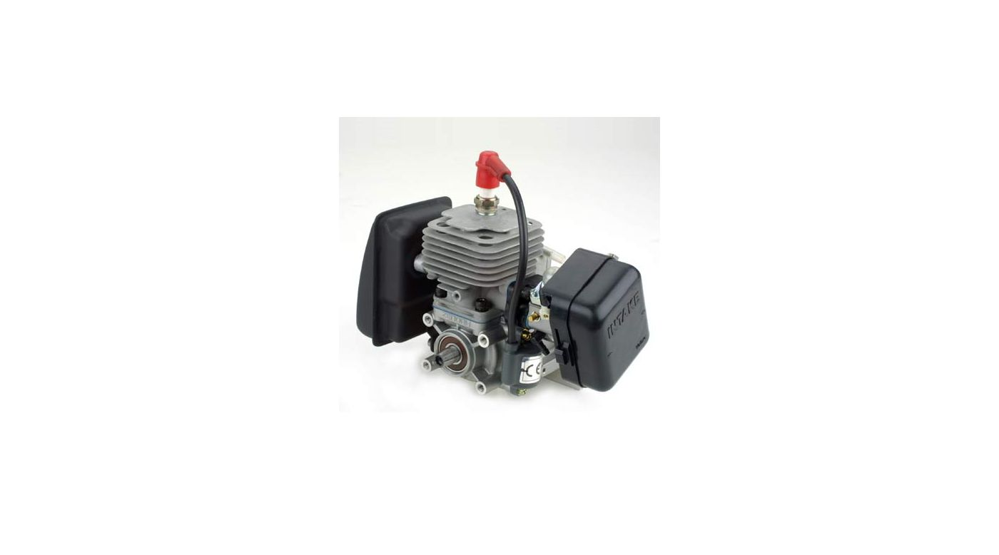 Image for G26 Heli Engine with WT-643 carburetor from HorizonHobby