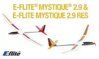E-flite Mystique