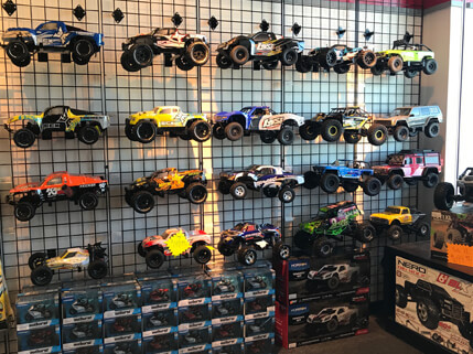 D's RC Hobbies - Inside the store photo 3.