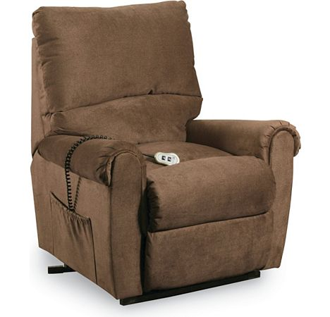 Shannon lift chair power from the recliners collection for Furniture 7 customer service