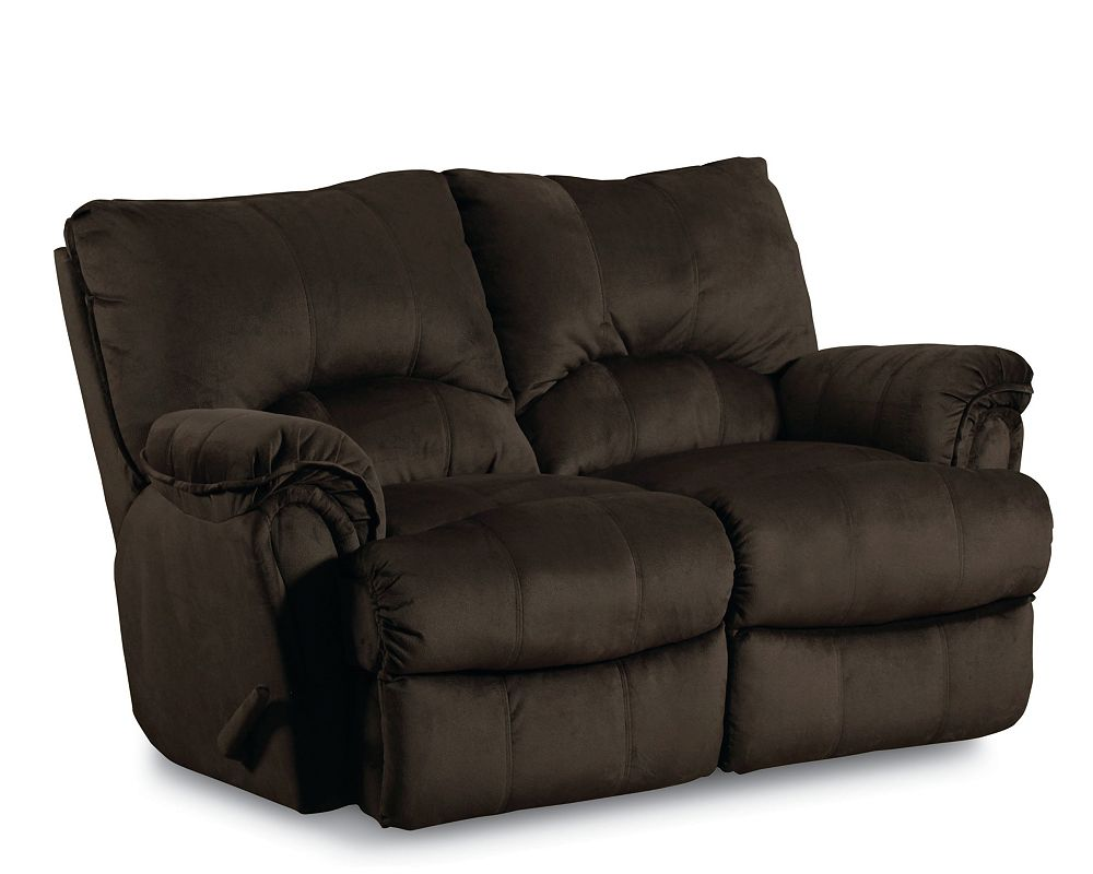Rocking recliner sofa rocking reclining sofa centerfieldbar thesofa Loveseats that recline