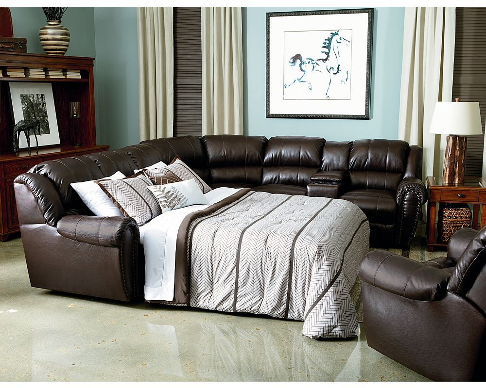 Summerlin Reclining Sectional Sectionals Lane Furniture