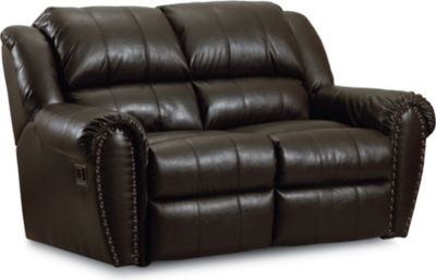 Summerlin Double Reclining Loveseat  sc 1 st  Lane Furniture : recliner loveseat with cup holder - islam-shia.org