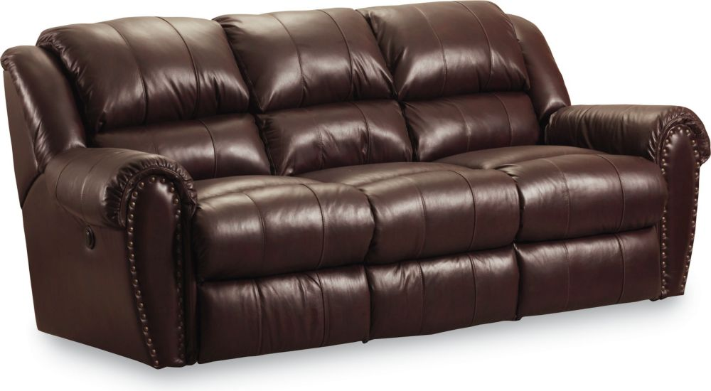 Summerlin Double Reclining Sofa Lane Furniture ~ Leather Dual Reclining Sofa