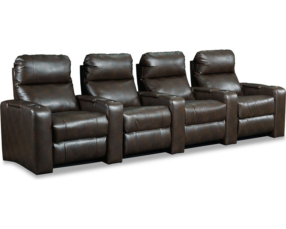 Recliner Theater Seating Home Ideas