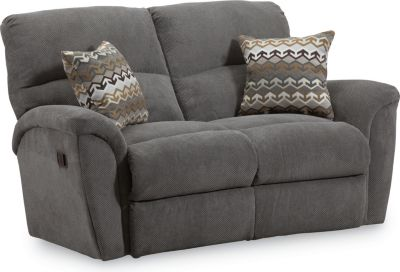 Lovely Grand Torino Double Reclining Loveseat