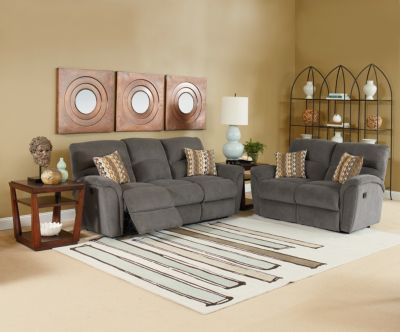 Grand Torino Double Reclining Loveseat   Lane Furniture   Lane Furniture : lane grand torino sectional - Sectionals, Sofas & Couches