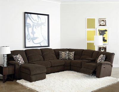 Grand Torino Sectional Sectionals Lane Furniture