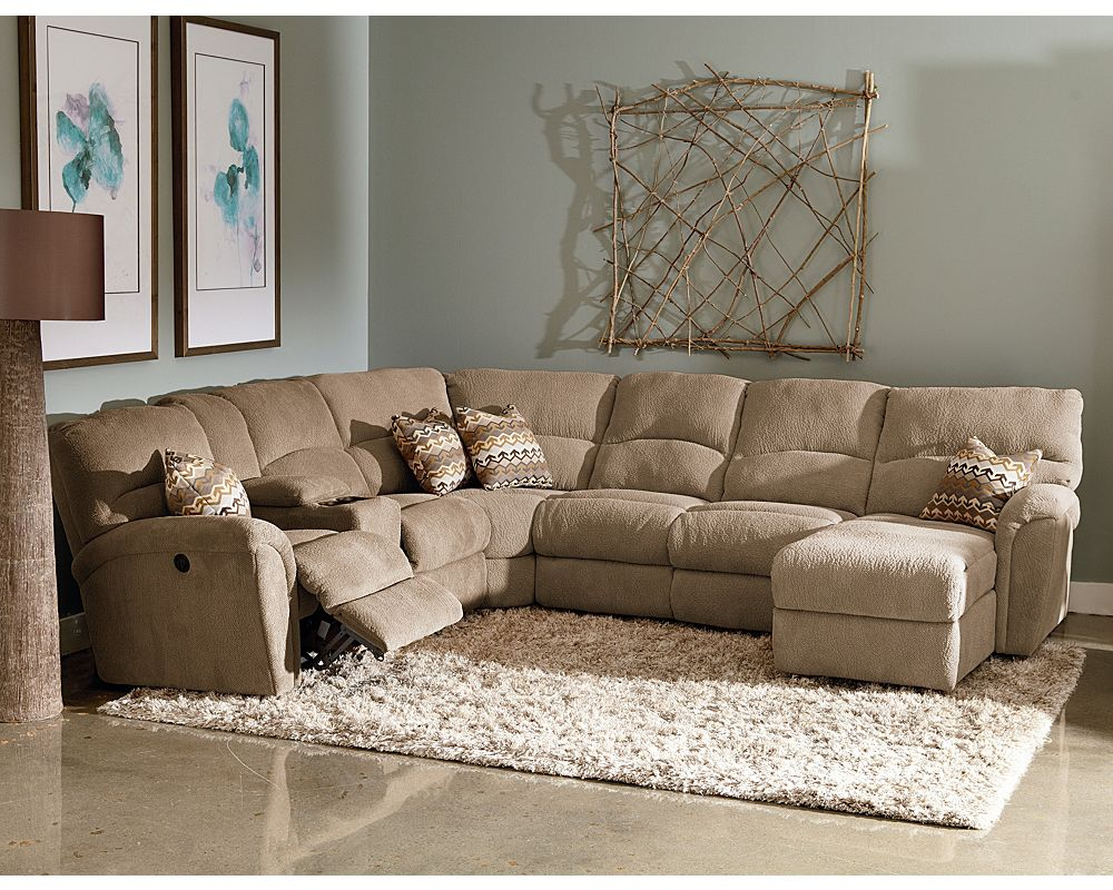 lane sectional sofa lane vivian transitional 3 piece With lane sectional sofa with recliner