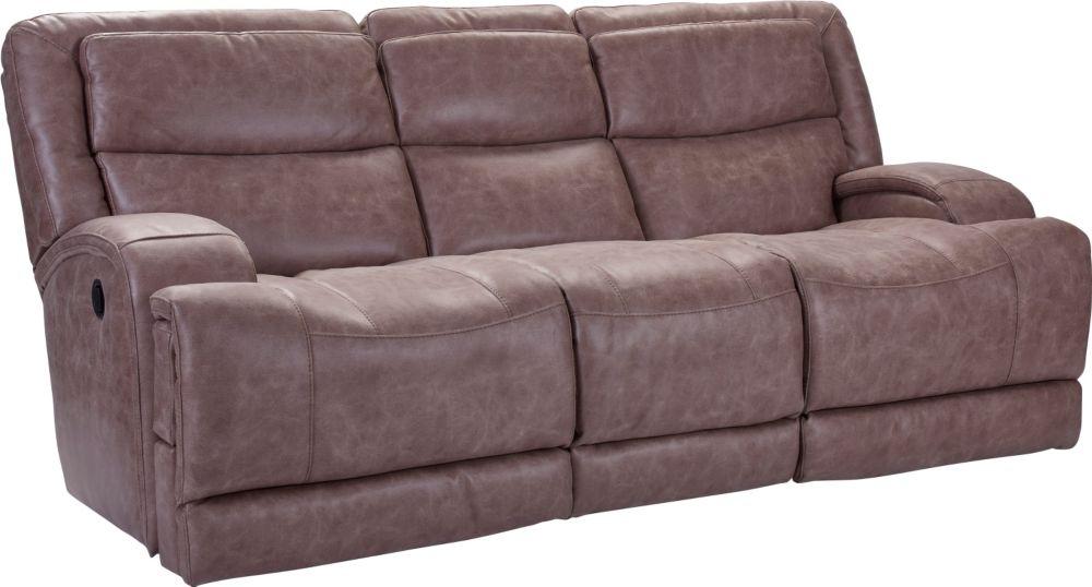 Zevon Double Reclining Sofa Sofas And Loveseats ~ Traditional Reclining Sofa