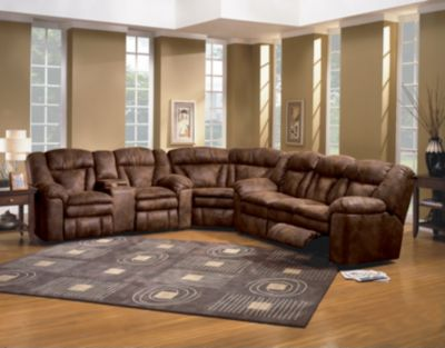 Talon Reclining Sectional : lane talon sectional - Sectionals, Sofas & Couches