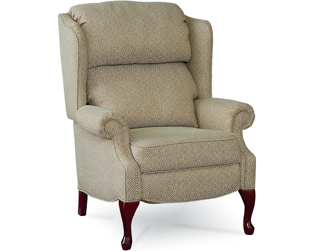 High leg reclining chairs - Savannah High Leg Recliner