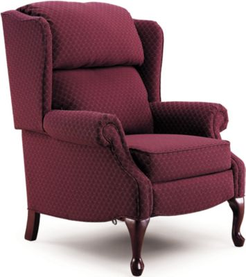 savannah highleg recliner