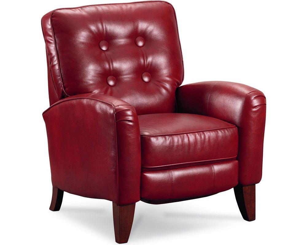 High leg reclining chairs - Fritz High Leg Recliner