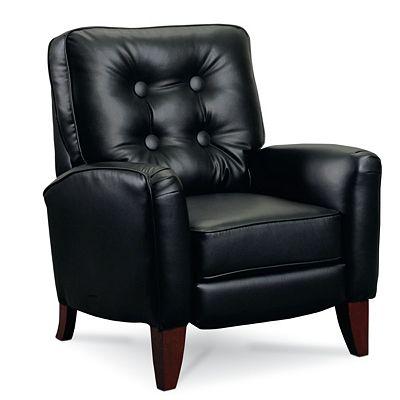 fritz high leg recliner recliners furniture
