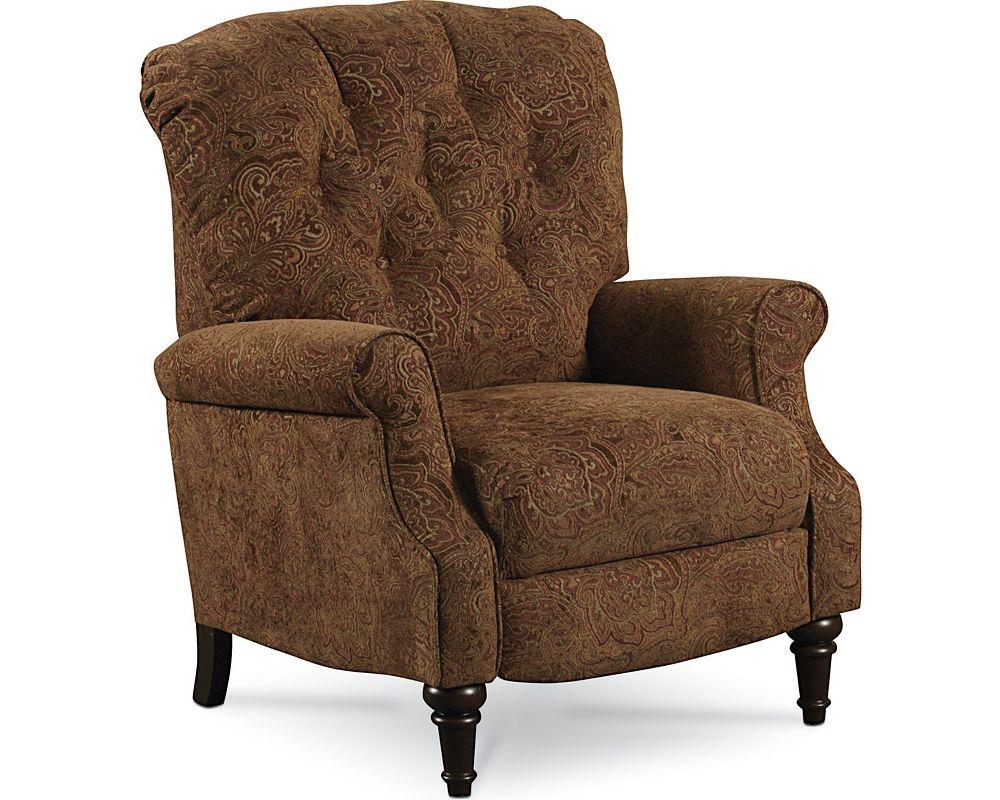 High leg reclining chairs - Belle High Leg Recliner