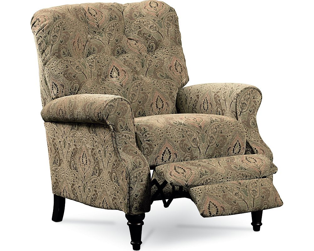 High Leg Recliner Chair Marquis High Leg Reclining Chair Ohio Hardwood Furniture Barcalounger