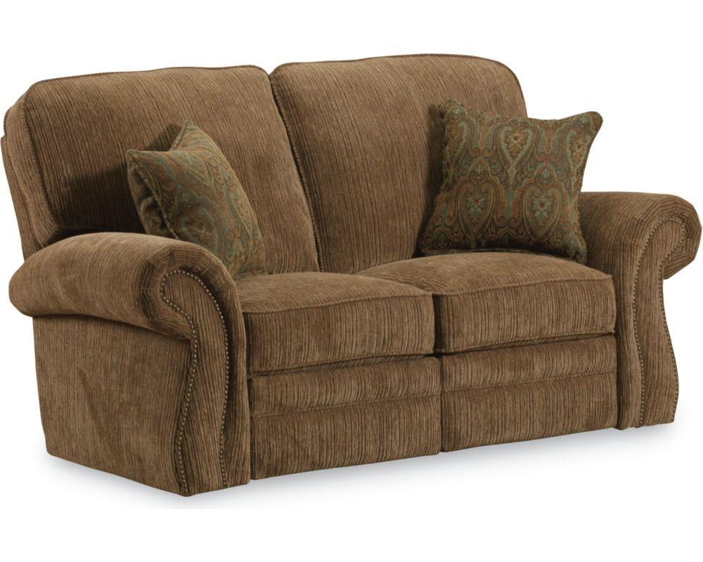 Billings Double Reclining Loveseat - Billings Double Reclining Loveseat Lane Furniture
