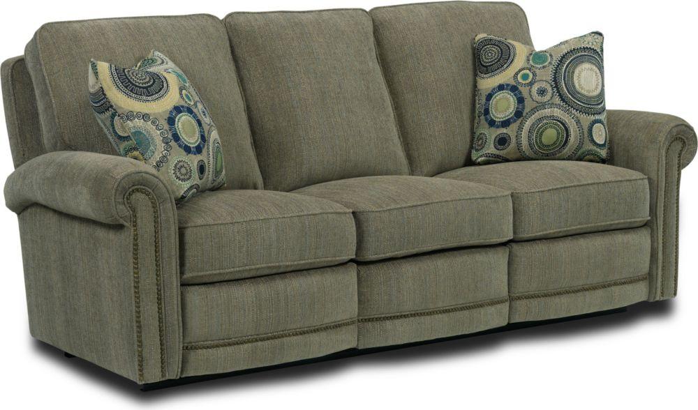 Jasmine Double Reclining Sofa | Lane Furniture