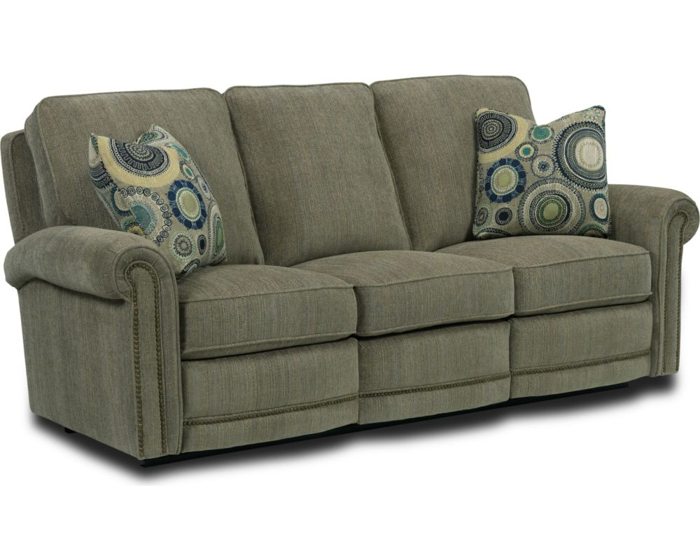 Lane Furniture Sofas Jasmine Double Reclining Sofa Lane