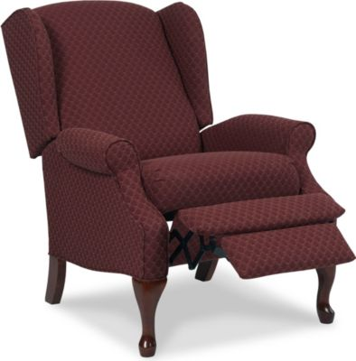 H&ton High-Leg Recliner  sc 1 st  Lane Furniture : queen anne recliner chairs - islam-shia.org