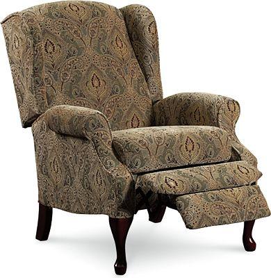 hampton high-leg recliner   recliners   lane furniture