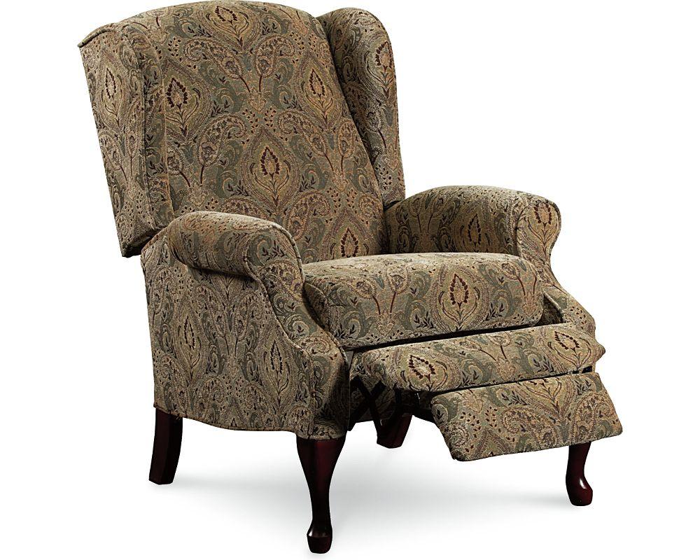 hampton high leg recliner recliners lane furniture