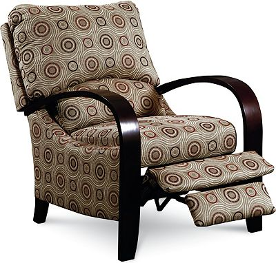 Fashionable Recliners Julia Highleg Recliner  Recliners  Lane Furniture  Lane Furniture