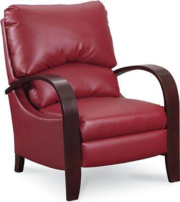 julia high-leg recliner | recliners | lane furniture | lane furniture