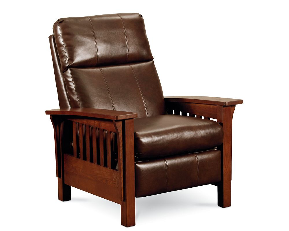 Mission leather sofa 63 best craftsman style sofas images for Lane furniture