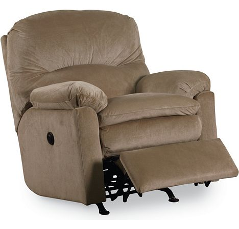 Touchdown rocker recliner from the touchdown collection by for Furniture 7 customer service